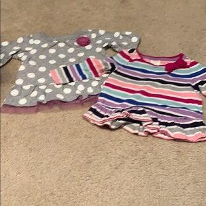 🌈4/$25🌈 12 Month Tops, Set of 2